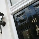 Lord Milner Front Door